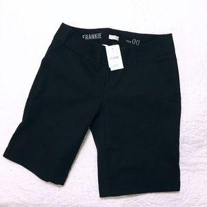 NWT J Crew Navy blue shorts